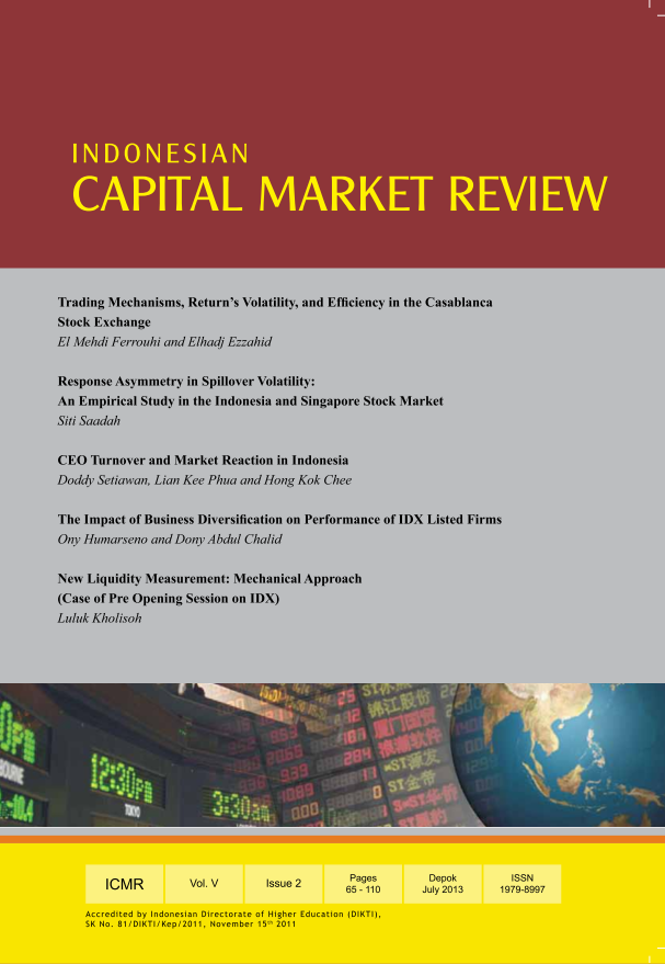 ICMR Vol.2 No.2 July 2013